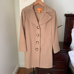 KORS Michael Kors wool camel coat 🤩